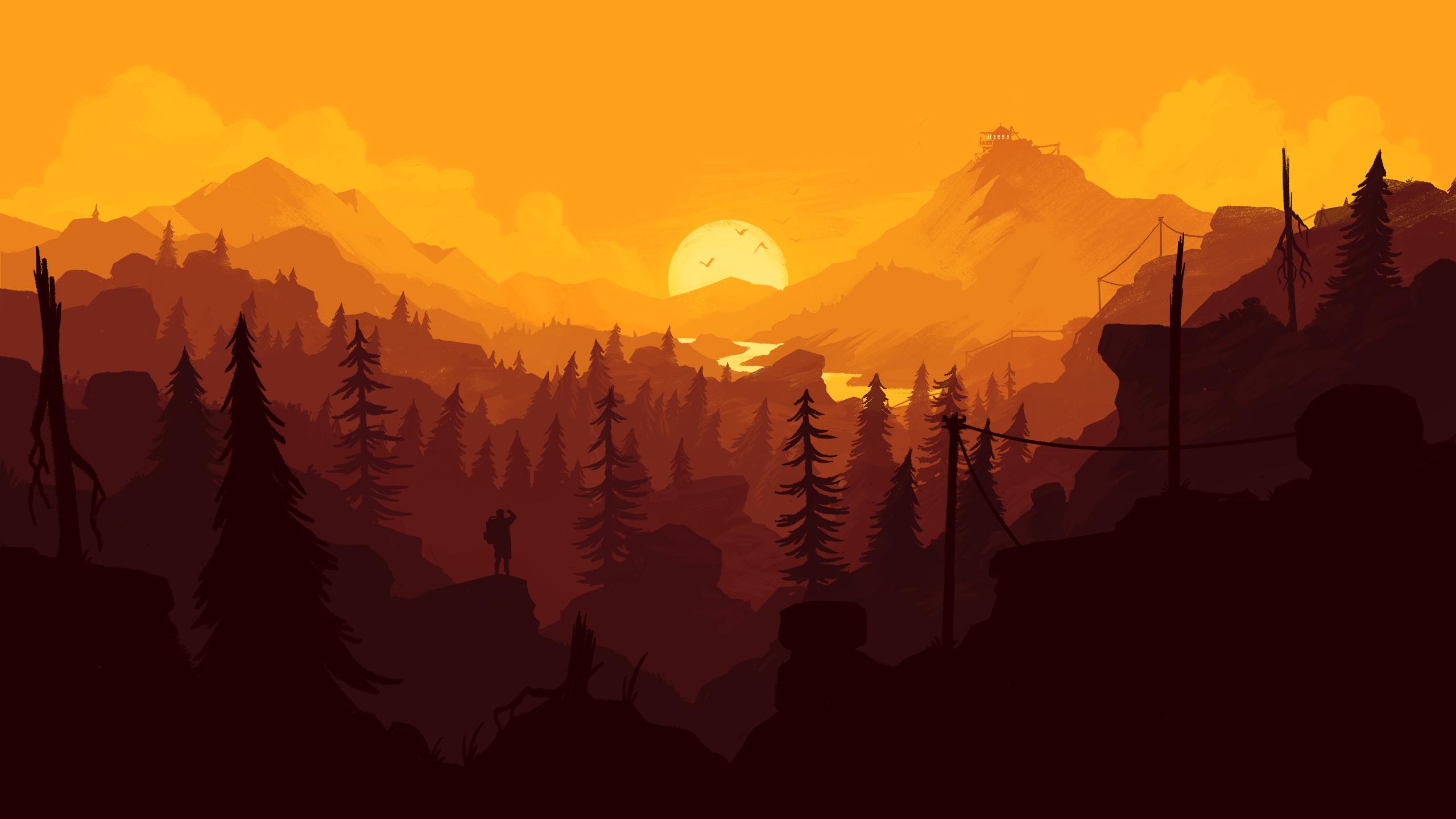 5118406-orange-wallpaper